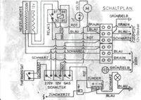 Kühlschrank RM 184 EGI elektrischer Anschluss – T3-Pedia
